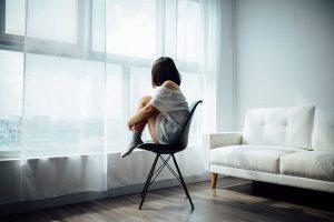aislamiento y soledad en los tímidos