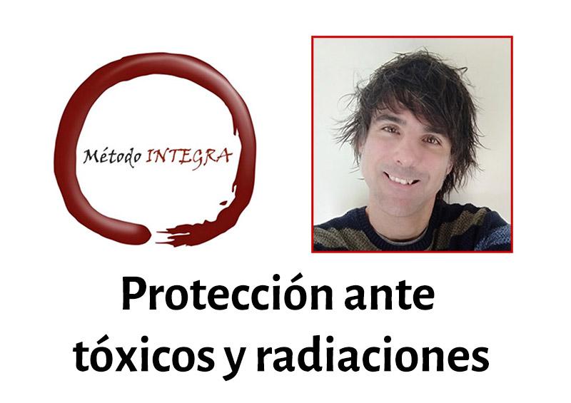 Protégete ante tóxicos y radiaciones electromagnéticas